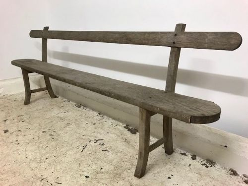 JUST IN - Long Bench / Pew - f5